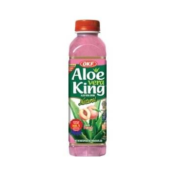 Aloe vera pêche  500ml