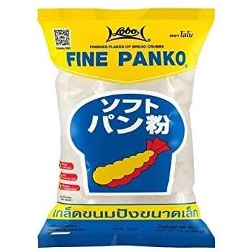 Chapelure Panko Fine (parfaite pour beignets de crevettes) 200G