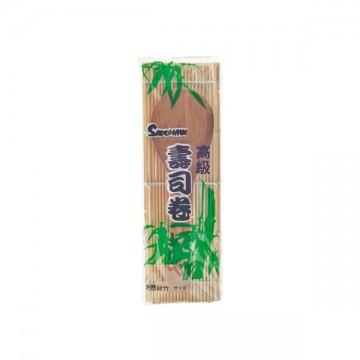 Natte en bambou pour Sushis...